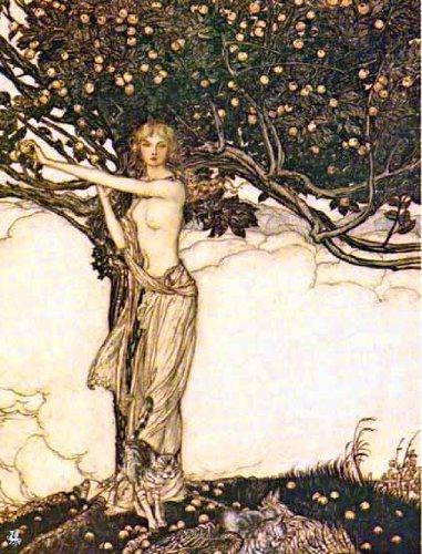 A handbook of Norse mythology ([1913]) (Roman Godess)