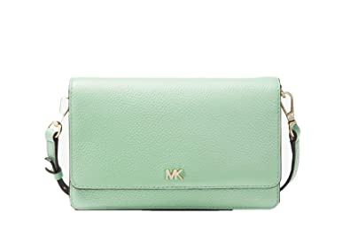 d959596145bf Image Unavailable. Image not available for. Color: Michael Michael Kors  Pebbled Leather Convertible ...