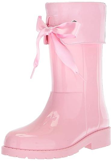 0b976aee2 Igor Girls' Campera Charol Rain Boot, Pink, 32 M EU Little Kid (