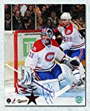 Autograph Authentic PRIC10503A Carey Price Montreal Canadiens Autographed Game Action 16 x 20 in. Photo