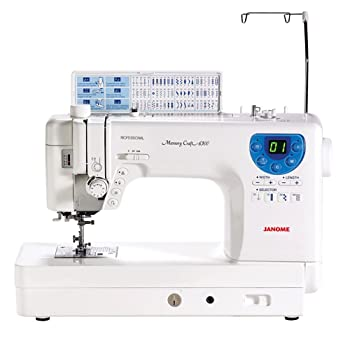 Janome MC-6300P Heavy-Duty ComputerizedProfessional Quilting & Sewing Machine