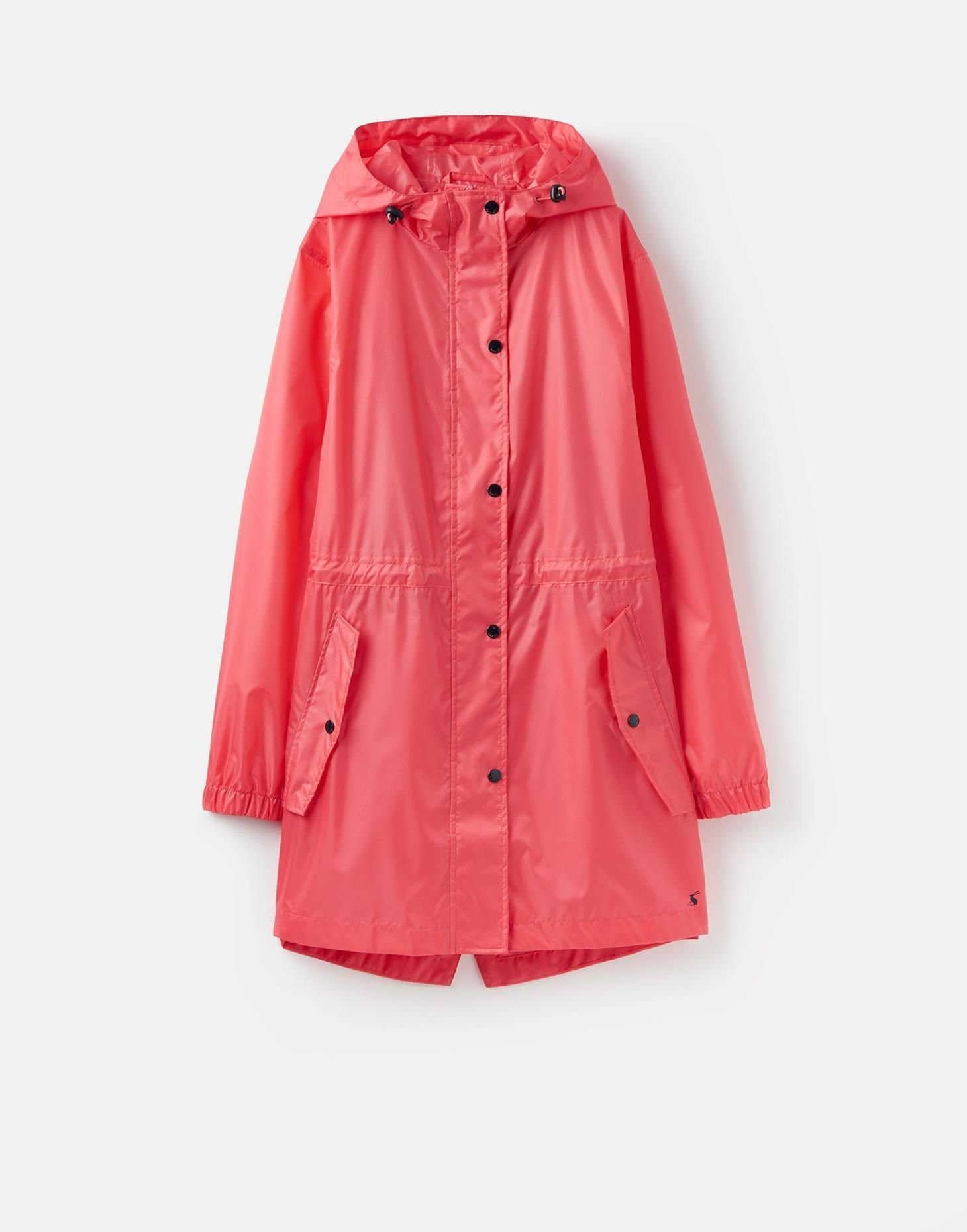Joules Outerwear Women's Golightly Athletic Soft Shell Jackets, Size 6, Red Sky