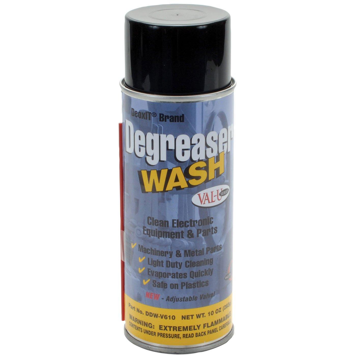 Degreaser, Val-U Degreaser WASH, Val-U Series Adjustable val - DDW-V610 CAIG Laboratories