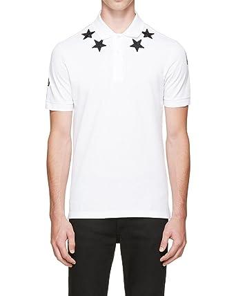 5481ac932 Givenchy - Men's Cotton Polo - White, XXL: Amazon.co.uk: Clothing