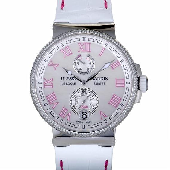 Ulysse Nardin Marine automatic-self-wind – Reloj 1183 – 126B/470 (