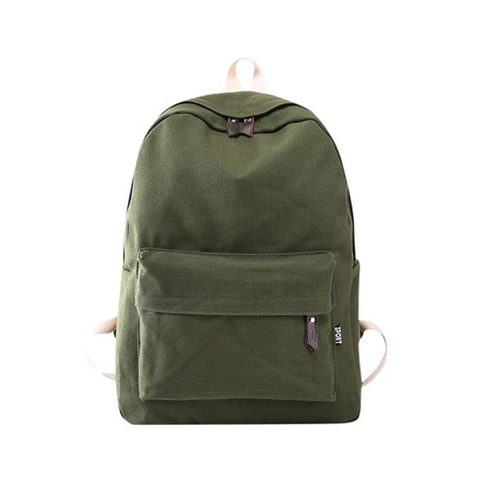 Amazon.com: Rakkiss Bolsas de hombro de lona para niñas para ...