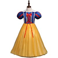 Ikerenwedding Flower Girls Cosplay Princess Pageant Dress