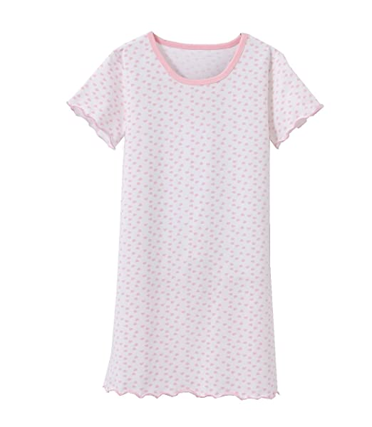 8f8493b9be Zegoo Little Girls Cute Cotton Nightgown Floral Sleep Dresses ...