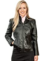 Cameo Womens Leather Jacket