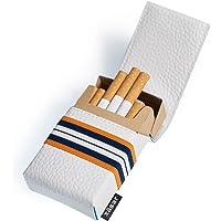 "FLAPCASE N°1""Air Race Premium Pitllera para 20 Cigarrillos, Hecho a Mano en Austria"