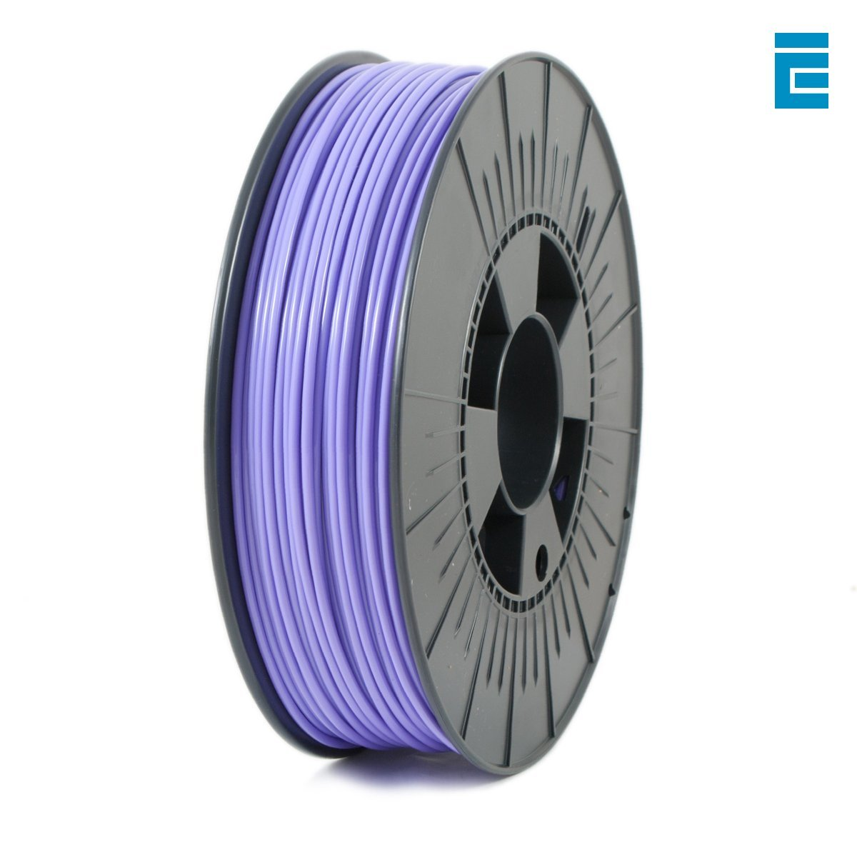 ICE Filaments ICEFIL3PLA018 PLA filament, 2.85mm, 0.75 kg, Perky Purple