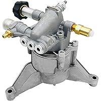 Pressure Washer Water Pump - 3200 PSI 7/8″ Shaft Replacement Power Washer Aluminum Head Pump 2.4 GPM Vertical