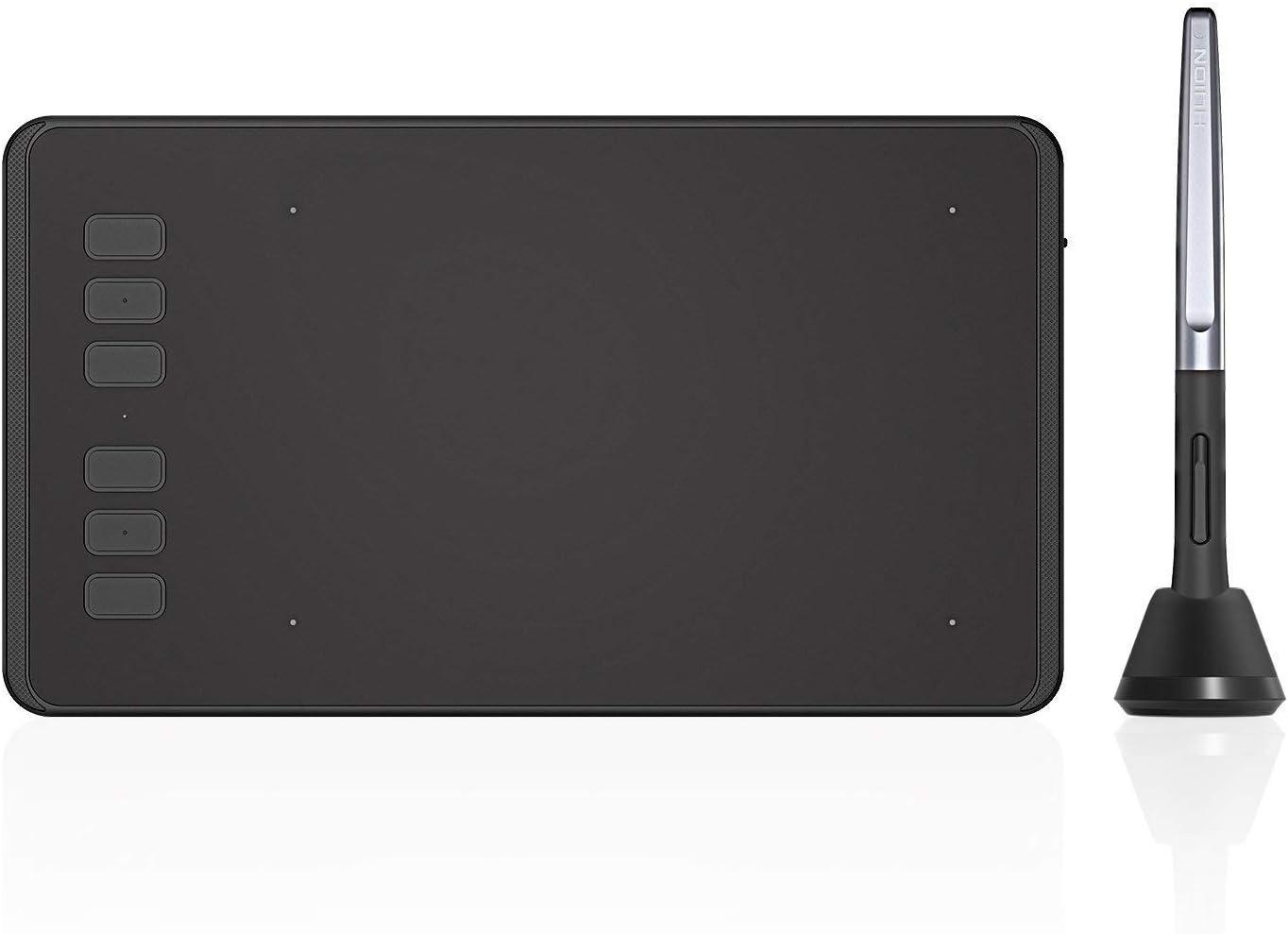 Huion H640p 8192 Pressure Sensitivity Graphics Tablet Computers Accessories