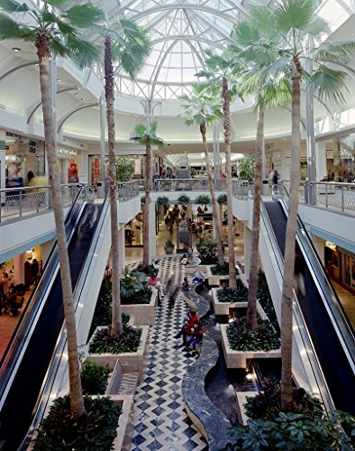 24 x 36 Giclee print of Tysons Corner Center shopping mall Tysons Corner Virginia r89 [between 1980 and 2006] by Highsmith, Carol - Corner Mall Tysons Shopping