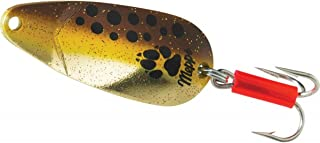 product image for Mepps Little Wolf Treble Hook Fishing Lure, 1/4-Ounce, Brown Trout