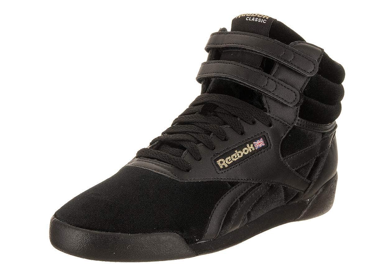 Reebok Kids F//S Hi Velvet 2 Casual Shoe