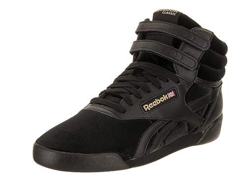 0309e65348c57 Amazon.com | Reebok Kids F/S Hi Velvet 2 Casual Shoe | Walking