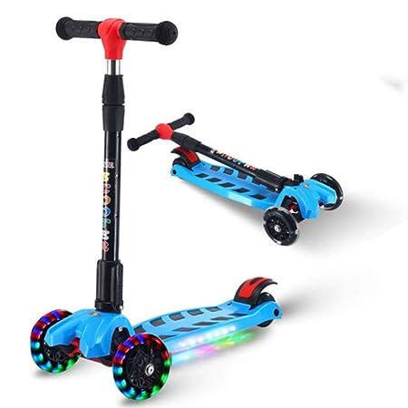 WY-Tong Monopatin niños Patinete para niños Bicicleta para ...