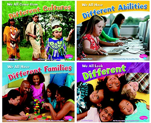 Capstone Press Celebrating Differences Book Set, Grades K to 1 from Capstone