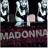 The Sticky & Sweet Tour CD/DVD (PAL)