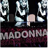 Sticky & Sweet Tour (CD+DVD)par Madonna
