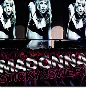 The Sticky & Sweet Tour CD/DVD (PAL)