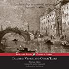 Death in Venice and Other Tales Audiobook by Thomas Mann Narrated by Paul Hecht