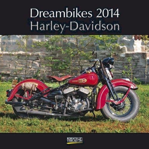 Dreambikes 2014. Broschürenkalender