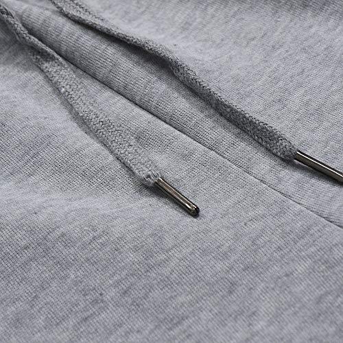 De Chino Gris Gym Hiver Fit Zipper B Coton Slim Sport Patchwork Cargo Confortable Jogging Pantalon Travail Doux Pantalons Casual Homme sonnena Automne qwwFtA
