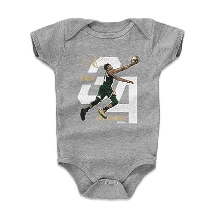 30a4fbbbf2ea Amazon.com  500 LEVEL Giannis Antetokounmpo Baby Clothes   Onesie (3 ...