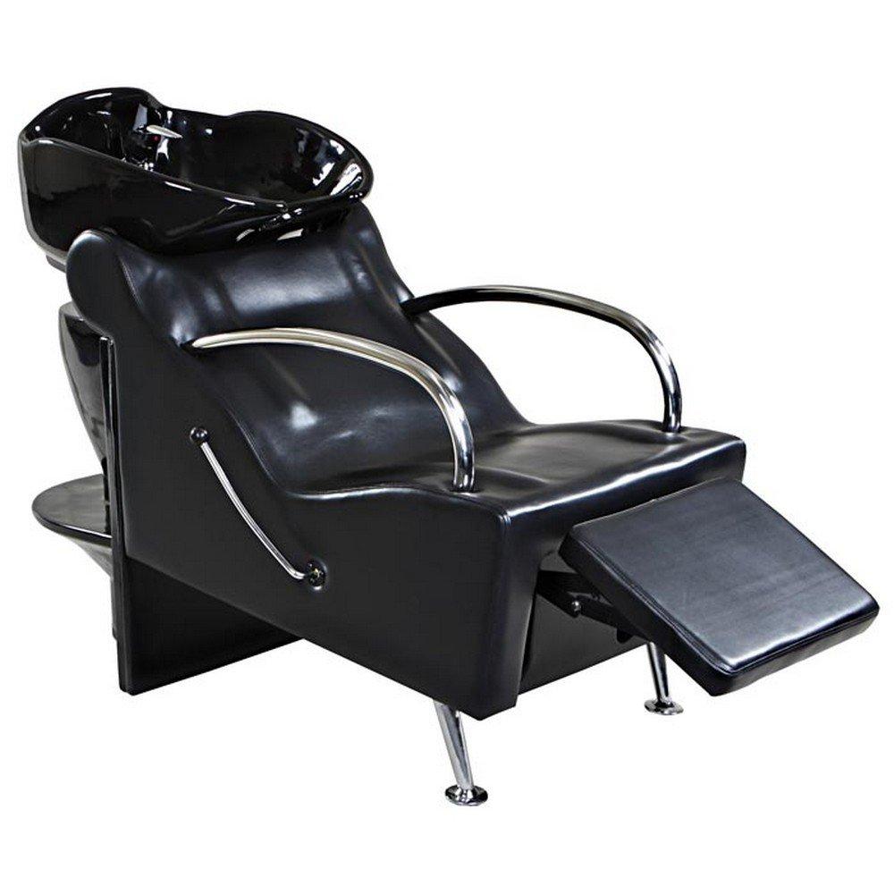 Icarus Euro Beauty Salon Shampoo Chair & Sink Bowl Backwash Unit