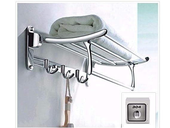 Fortune Heavy 304 Grade Stainless Steel Towel Rack/Towel Stand/Bathroom Rack