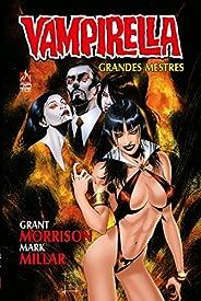 Vampirella. Grandes Mestres. Grant Morrison & Mark Mi