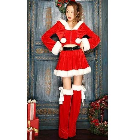 KAIDILA Perder Gran código Navidad Traje Sexy Cosplay Damas ...
