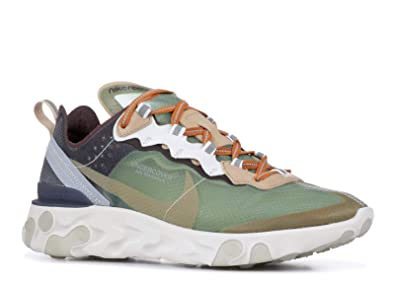 buy popular 40fdd 2914e Image Unavailable. Image not available for. Colour  Nike Mens React Element  87 ...