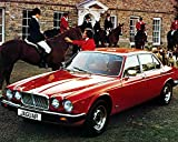 1979 Jaguar XJ6 XJ12 Sedan Automobile Photo Poster