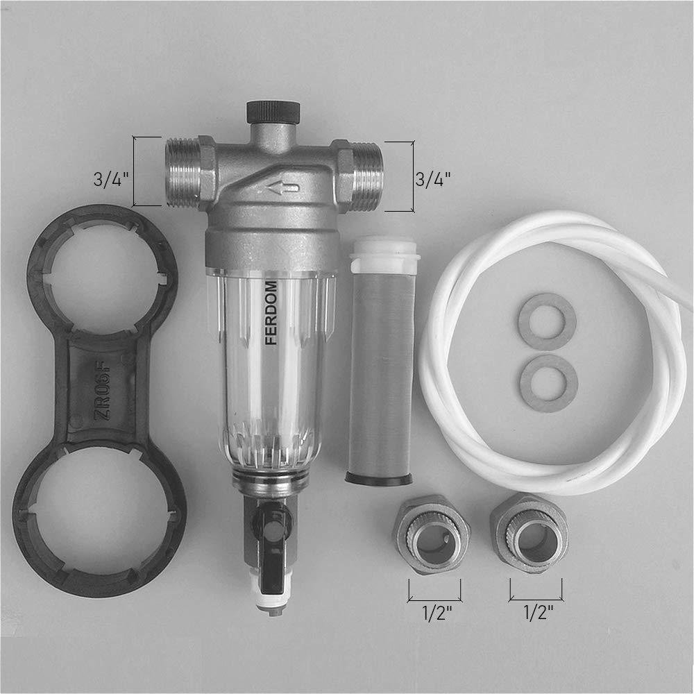 in acciaio inox di alta qualit/à con rete senza pressione haoyuestory Filtro da caff/è utile da 15//20 mm per caff/è espresso