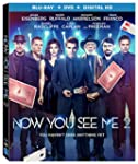 Now You See Me 2 [Blu-ray + DVD + Dig...