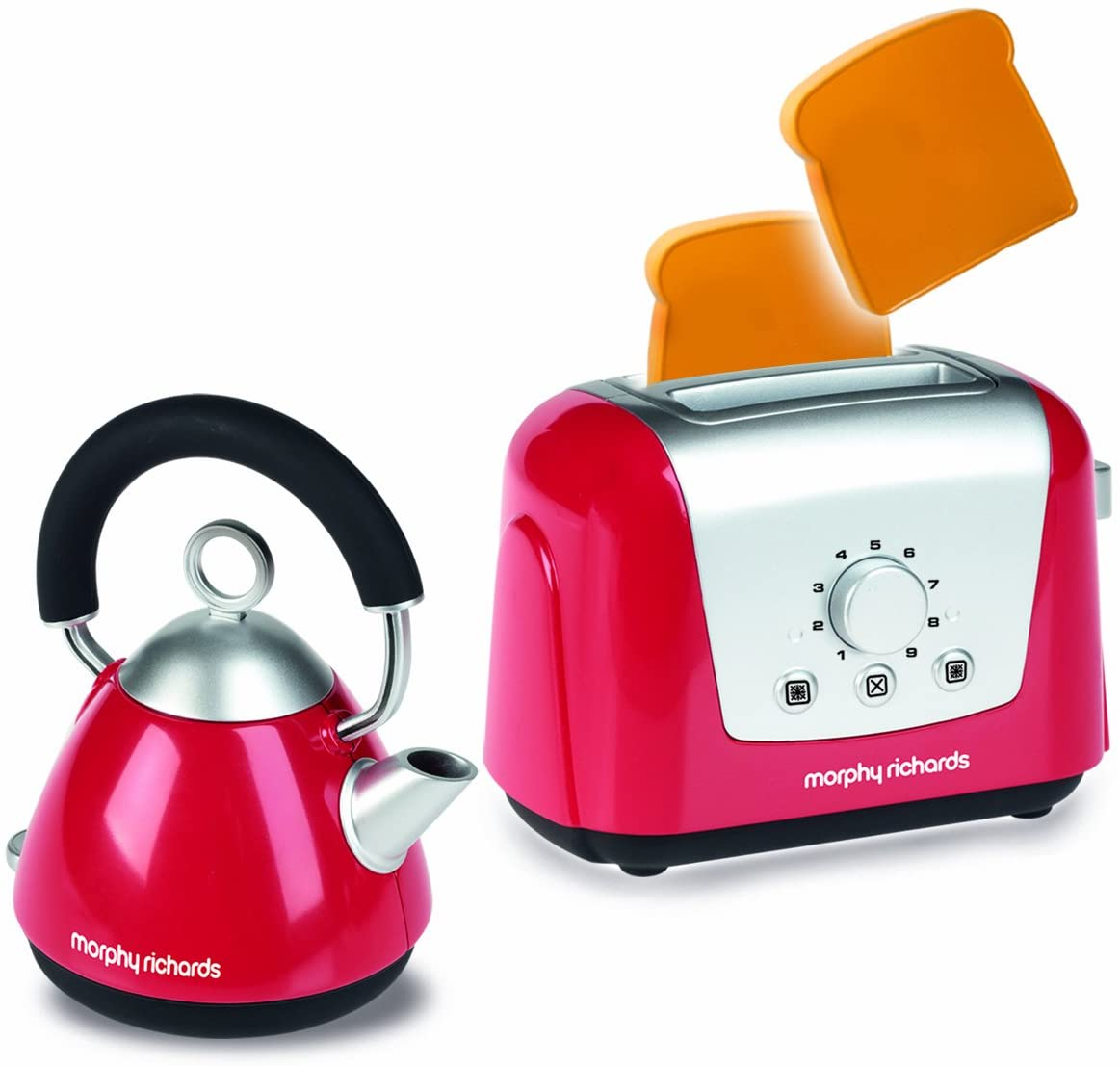CASDON Little Cook Morphy Richards Toaster and Kettle Set