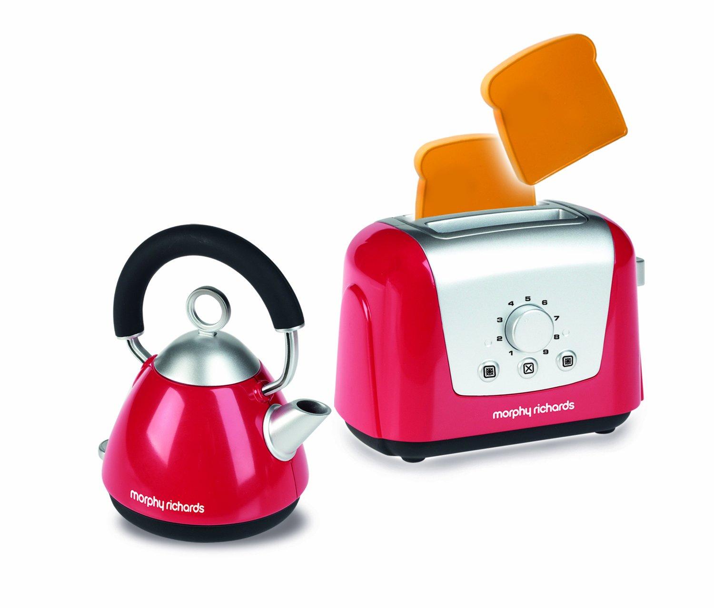 Casdon Little Cook Morphy Richards Toaster and Kettle Set