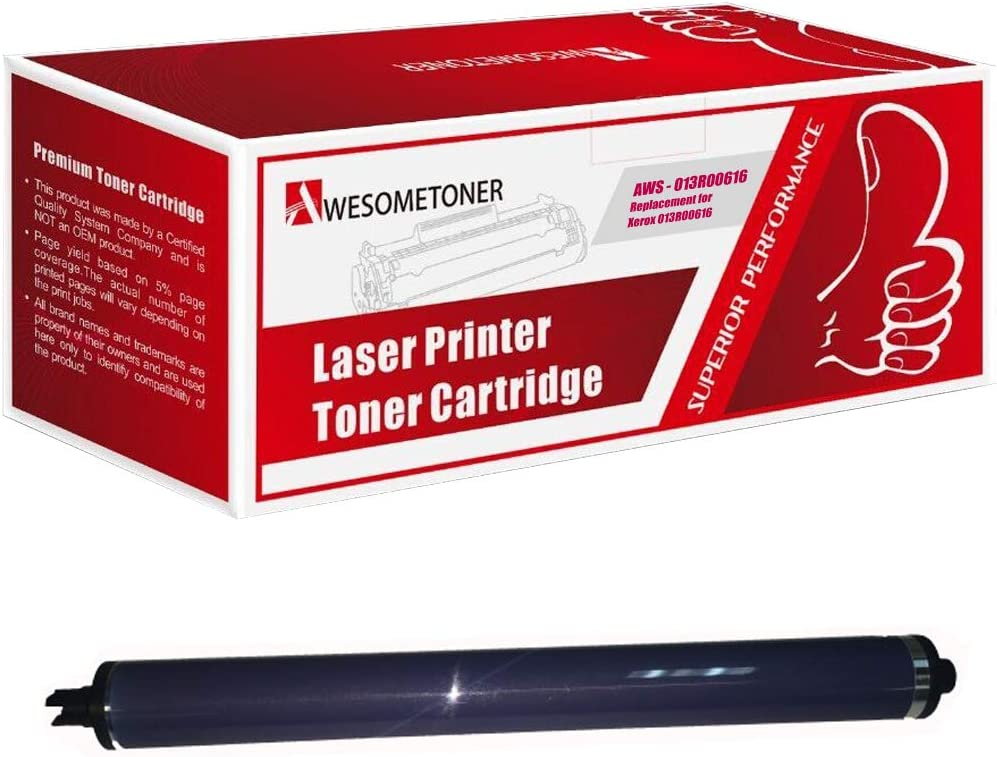 5000AP Color, 1-Pack Awesometoner Compatible Drum Cartridge Replacement for Xerox 013R00616 013R00649 use with DocuColor 5000