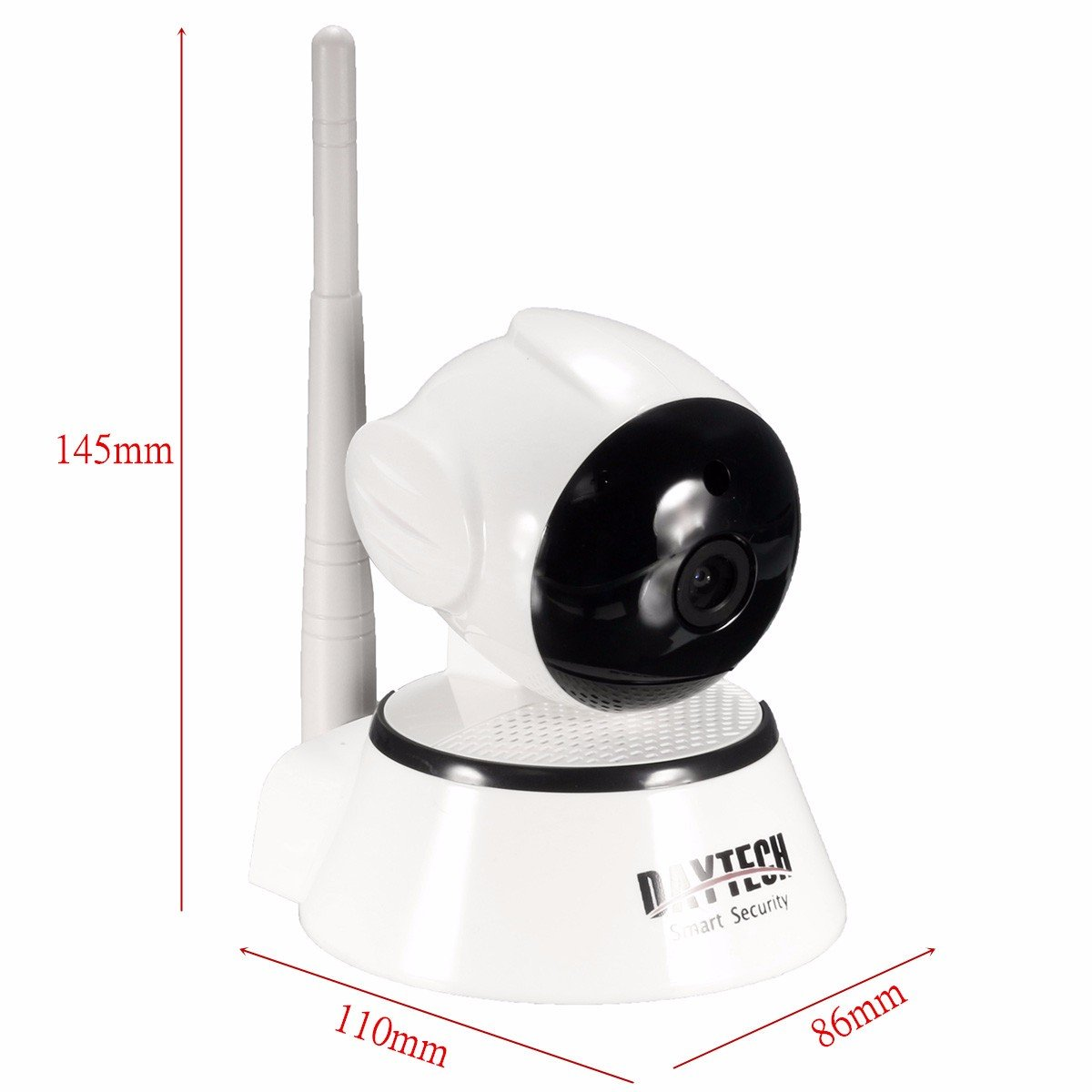 Cam Ra De S Curit Ip M Way 720p Hd Wifi Syst Me De Surveillance
