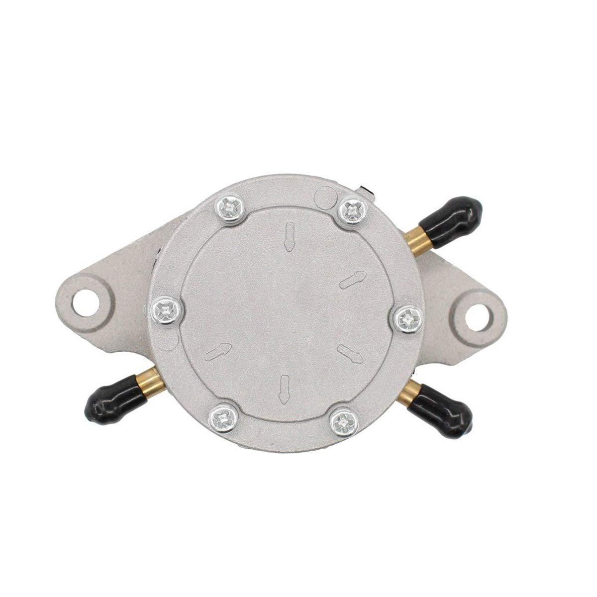 DF52-176 Fuel Pump Round Bracket for Dual Mount Mount 2 Outlet 35 LPH DF52-176