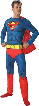 Rubies - Disfraz Oficial de Superman para Hombre: Amazon.es ...