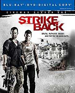 Strike Back: Season 1 [Blu-ray + DVD + Digital Copy]