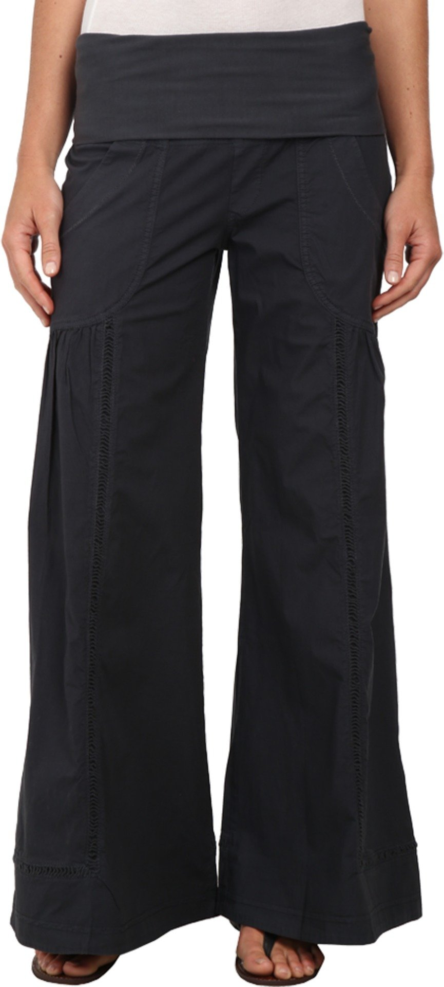 XCVI Women's Lovejoy Pant Charcoal X-Large