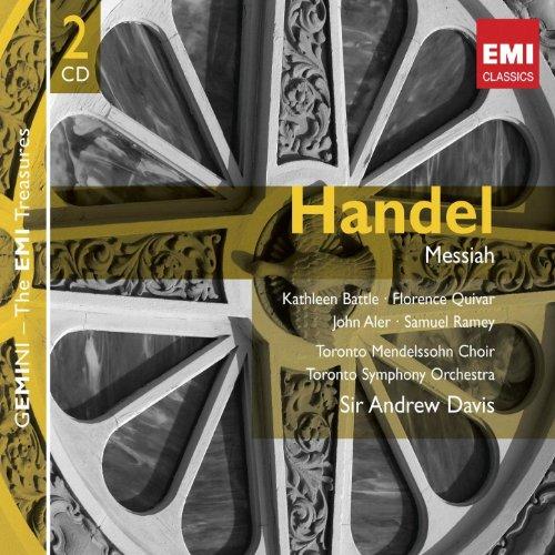 Handel: The Trumpet Shall Sound - Sound Shall The Handel Trumpet