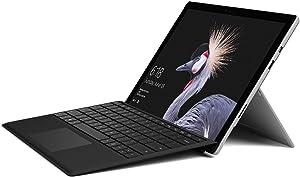 Microsoft Surface Pro (Intel Core i5, 4GB RAM, 128 GB) FJT-00001 w/ Microsoft Type Cover for Surface Pro - Black