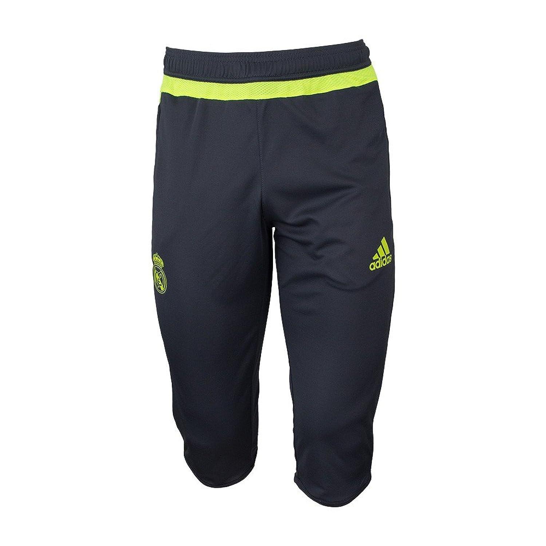 AdidasメンズClimacool Real Madrid 3 / 4トレーニングパンツ B00ZO4P16A X-Small