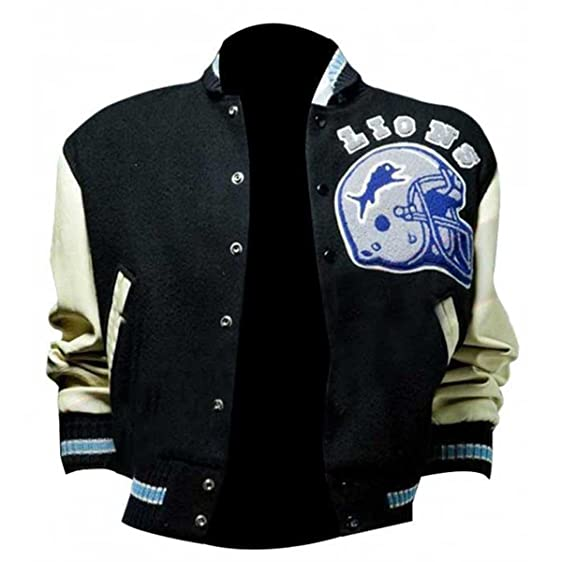 Beverly Hills Cop Eddie Murphy Baseball Letterman Jacket: Amazon ...